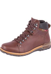 Bota Ferracini Casual Isla Café/Natural 39