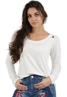 Tshirt Its & Co Ts Hi Off-White