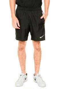 Short Nike Nkct Dry 7In Preto