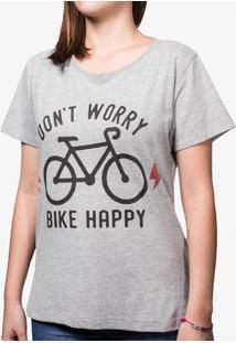 Camiseta Feminina Bike 800094