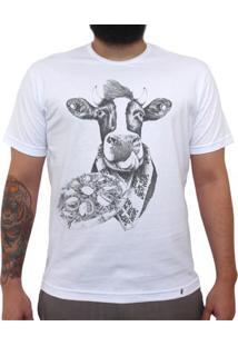 Picky Moo - Camiseta Clássica Masculina