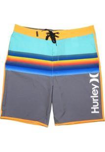 "Bermuda Água Hurley Phantom Chill 20"" - Masculino"