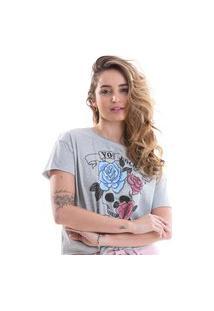 T-Shirt Its&Co You Rock Mescla
