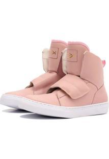 Sneaker K3 Fitness Live Rosa - Rosa - Feminino - Dafiti