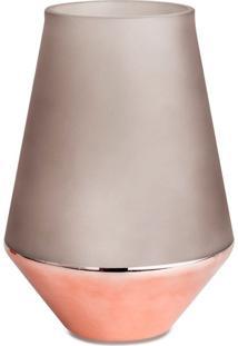 Vaso Decorativo Giullia I Rosê Gold