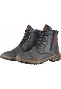 90ec1a8ff5 Coturno Adventure Cinza masculino | Shoes4you