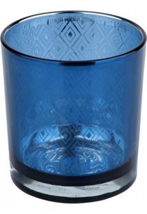 Castical Vidro Urban Home Azul Indigo