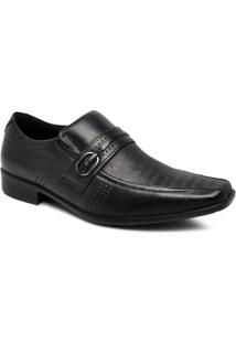 Sapato Social Couro Pegada Masculino - Masculino