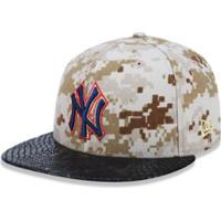 Bone 5950 New York Yankees Mlb Aba Reta Militar New Era - Masculino 6ee65e6f6b4