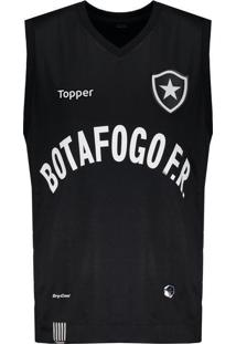 b38944775b Regata Topper Botafogo Ii 2017 Basquete