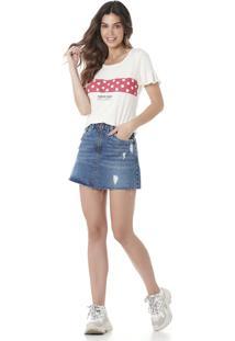 Camiseta Estampada Serinah Brand Modern Issue