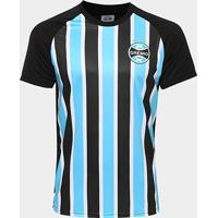 1b772acd0bafa Netshoes. Camisa Grêmio Stripes Masculina ...