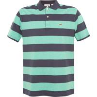 Camisa Polo Listras Verde infantil   Shoes4you 1f3e9b0e7b