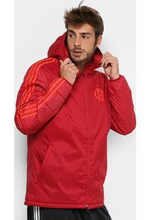 c21c5a0d8a Jaqueta Flamengo Pesada C  Capuz Adidas Masculina - Masculino
