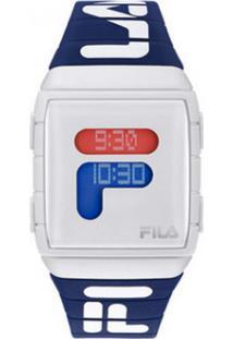 Relógio Digital Esportivo - Azul
