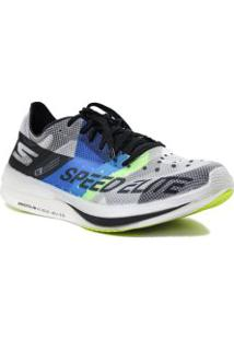Tênis Masculino De Corrida Skechers Speed Elite Com Placa De Carbono