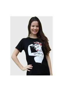 Camiseta Preta D Bell