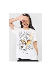 Camiseta Pateta Branca