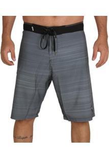Boardshorts Mcd Stripes Masculina - Masculino
