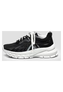 Sneaker Smidt S3 - Preto Preto