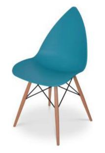 Cadeira Pingo Falkk Fl-001 Azul