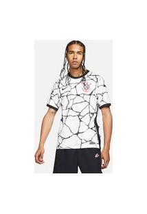 Camisa Nike Corinthians I 2021/22 Torcedor Pro Masculina