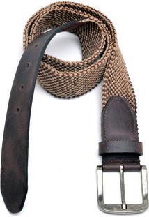 Cinto Hendy Bag Elastico Marrom