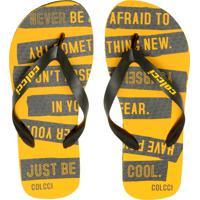 97d7960a9 Chinelos Masculinos Colcci Preto | Shoes4you