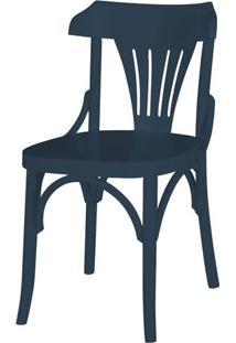 Cadeira Opzione Acabamento Marinho - 27455 - Sun House