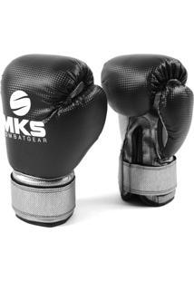 Luva De Boxe Mks Muay-Thai - Masculino