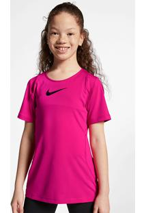Camiseta Nike Pro Infantil