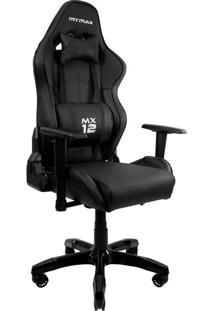 Cadeira Gamer Mx Twelve Preta