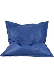 Puff Pop Azul Royal
