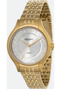 Relógio Feminino Orient Fgss0114-G1Kx Analógico 5Atm