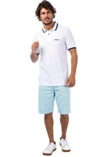 Bermuda Chino Esporte Tng Masculina - Masculino-Azul Claro
