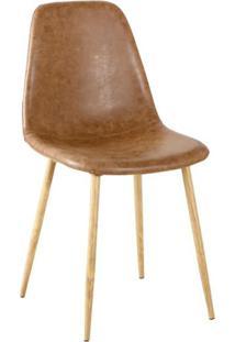 Cadeira Tania Marrom