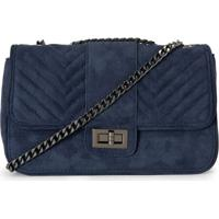 85ef809c7 Bolsa Azul feminina | Shoes4you