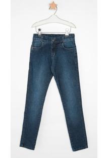 Calça Jeans Express Toninho Azul - Kanui