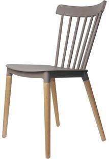 Cadeira Pierre Cinza Escuro 84 Cm (Alt) - 43819 - Sun House
