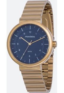 Relógio Feminino Mondaine 53579Lpmgde2 Analógico 3Atm