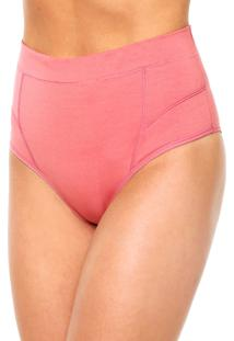 Calcinha Modeladora Love Secret Classic Soft Shape Rosa