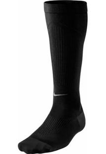 Meião Running Nike Elite Graduated Compression - Cor: Pto - Tam: Un