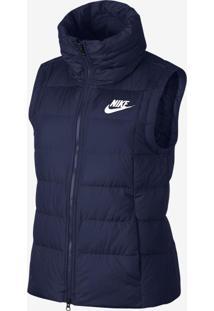 Colete Nike Sportswear Down Fill Feminino