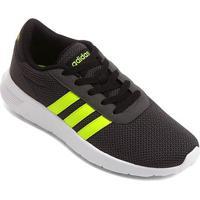 61c085b469d36 Tênis Adidas Lite Racer Masculino - Masculino-Preto