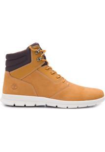 Bota Masculina Graydon Sneaker - Marrom