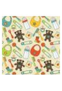 Papel De Parede Autocolante Rolo 0,58 X 3M Baby 175078670