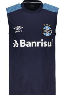 0d2135269621b Fut Fanatics. Regata Umbro Grêmio 2018 Treino