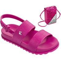 d88c3f712 Sandália Para Menina Rosa Transversal infantil   Shoes4you