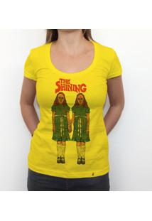 The Shining - Camiseta Clássica Feminina