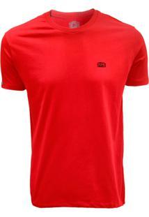 Camiseta 775 Parallel - Vermelho - Tricae